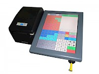 Application POS system
